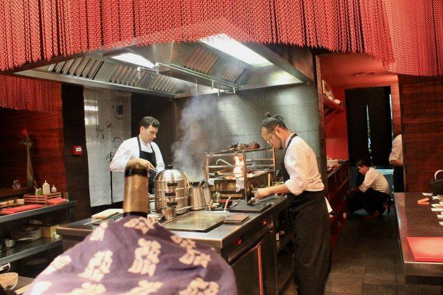 Cocina Dos Palillos Barcelona