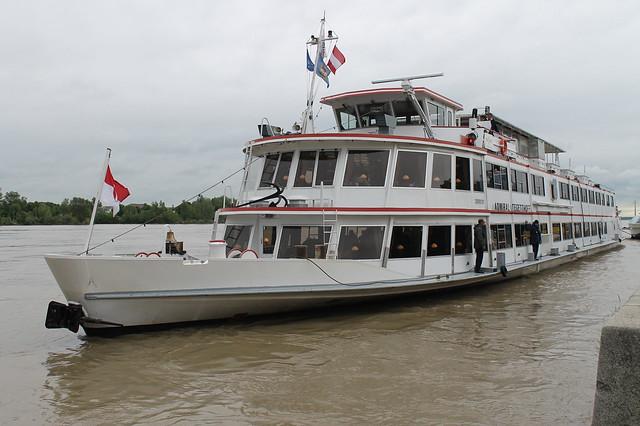 Crucero por el Danubio Viena