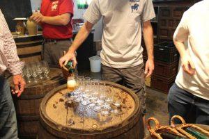 Degustacion cerveza Bruselas Belgica