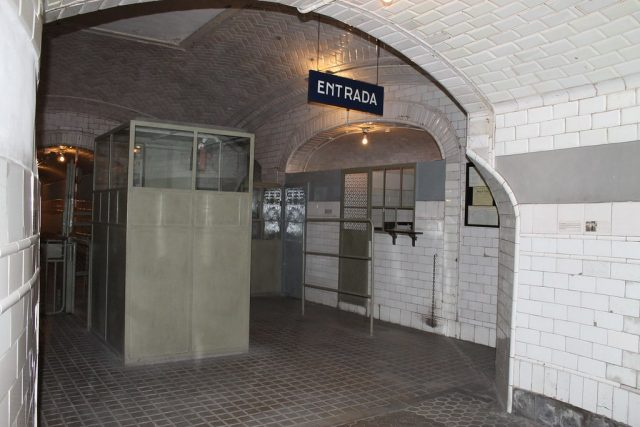Entrada Andén Cero Madrid