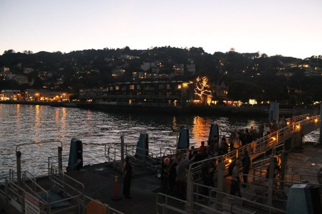 Ferri Sausalito San Francisco