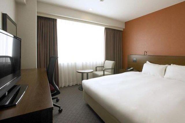 Habitación del Kyoto Royal Hotel & Spa