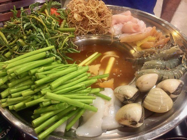 Hot pot Quán Lẩu Bò Thiên Ngọc