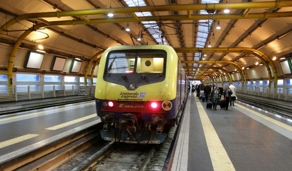 Leonardo Express Roma
