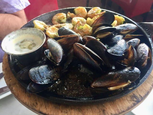 Mejillones The Franciscan Crab Restaurant Dónde comer en Fisherman's Wharf