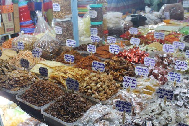 Mercado Ben Thanh Ho Chi Minh