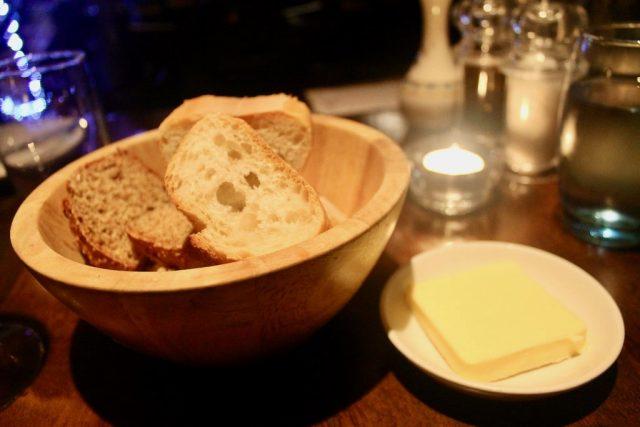 Pan y mantequilla The Seafood Bar Kirwan's Galway
