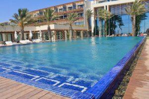 Piscina Sofitel Essaouira Mogador Golf & Spa