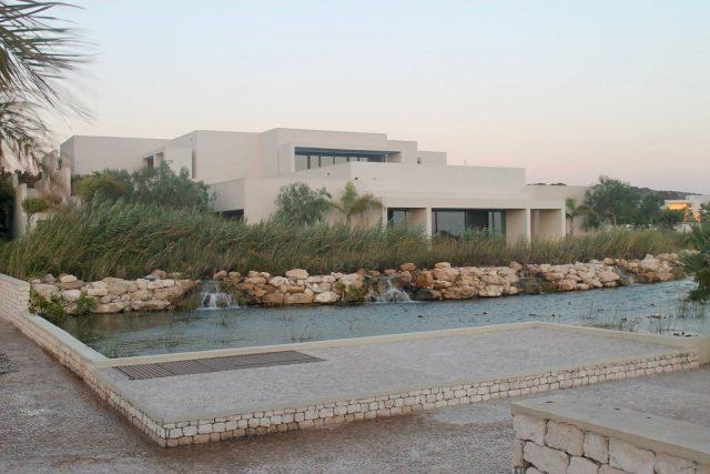 Piscina agua salada Sofitel Essaouira Mogador Golf & Spa