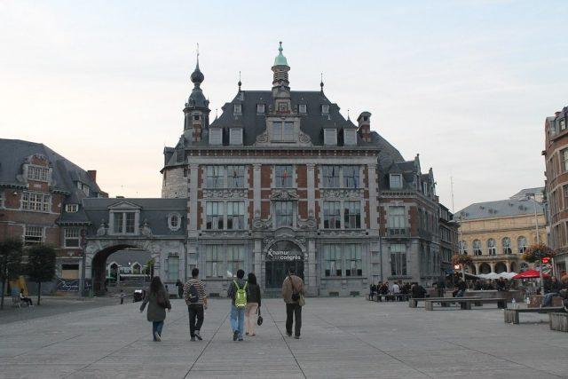 Plaza de Namur Belgica