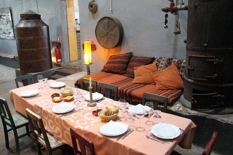 Restaurante Sem-Fim Monsaraz Portugal