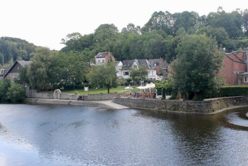 Rio La Roche en Ardenne Belgica