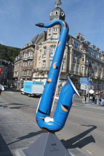 Saxofon Dinant Belgica