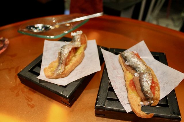 Semillas de tomate y anchoa Tickets Barcelona