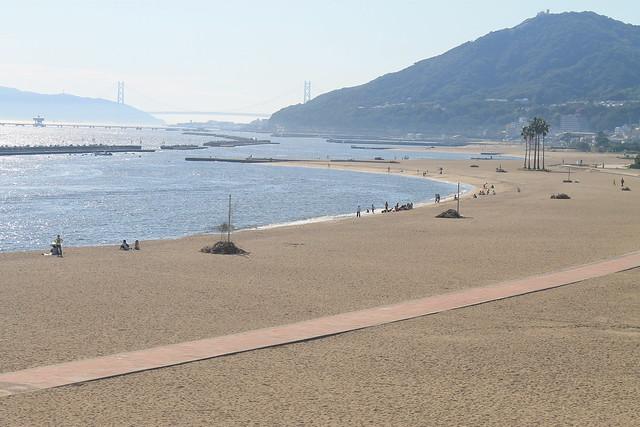 Suma Beach Japon