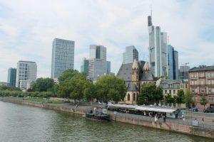 Terrazas río Frankfurt