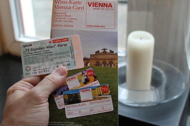 Transporte público en Viena Vienna Card