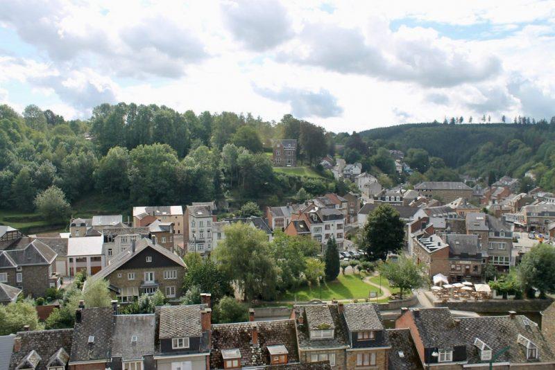 Vistas La Roche en Ardenne Belgica