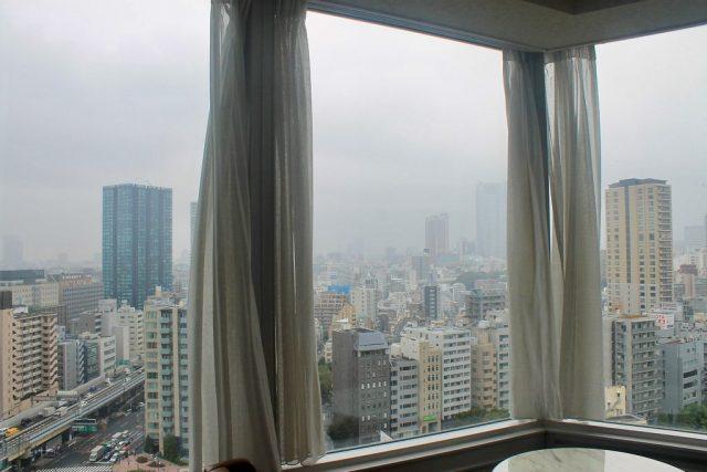Vistas The Prince Park Tower Tokyo Hotel