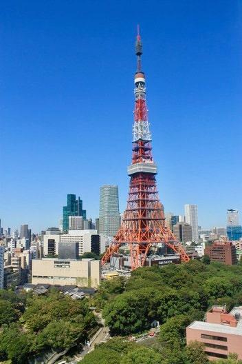 Vistas Tokyo Tower