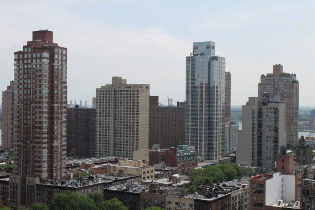 Vistas apartamento Nueva York