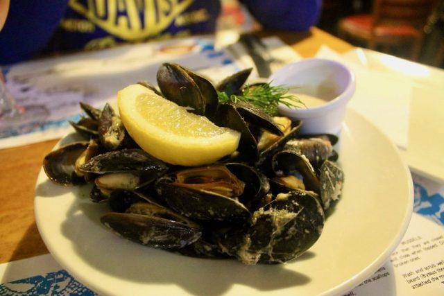 Wild Clarenbridge mussels