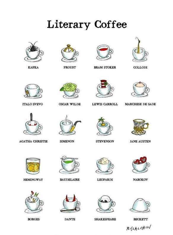 Literary-Coffe