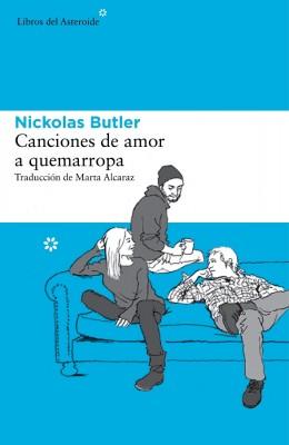 BUTLER_Canciones