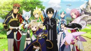 Sword Art Online Series
