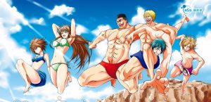 Grand Blue Dreams