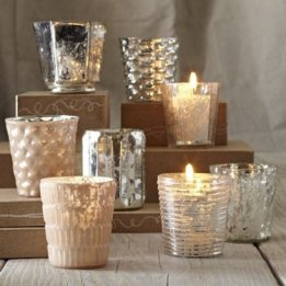 Mercury-Candleholders