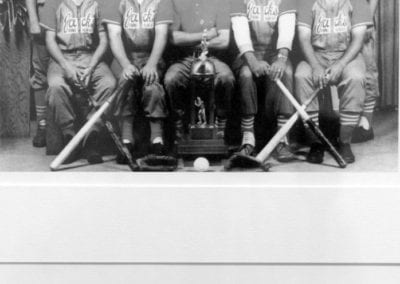 1963 & 1964 Prince Albert Senior Jacks – Team