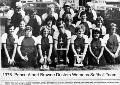 1978 Brown Motor Dusters – Team