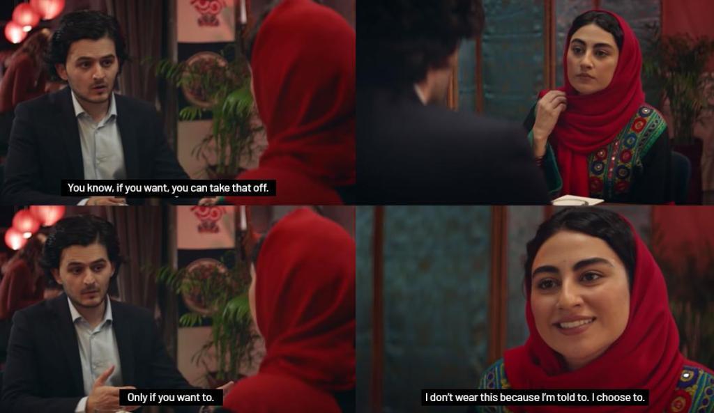 Harun samia our kind of love