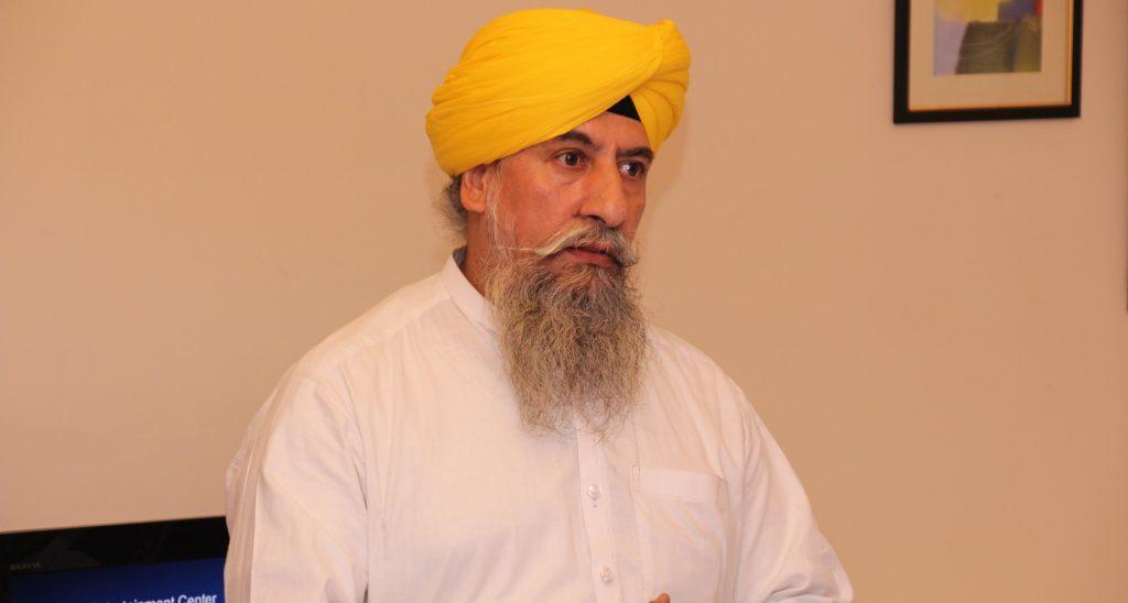 Sardar Charanjit Singh