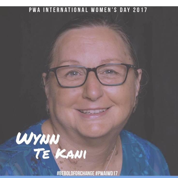 As we celebrate women all over the world; we introduce an amazing familiar face at PWA, Wynn Te Kani! We are grateful and excited to have Aunty Wynn join us to launch her new book focussing on Domestic Violence - 'Helping or Harming?'