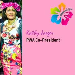 PWA Co-President - Kathy Jaeger