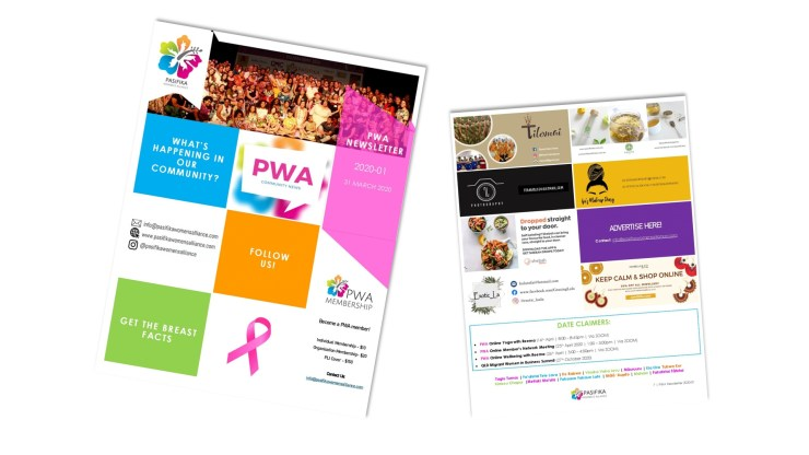 PWA Newsletter 1