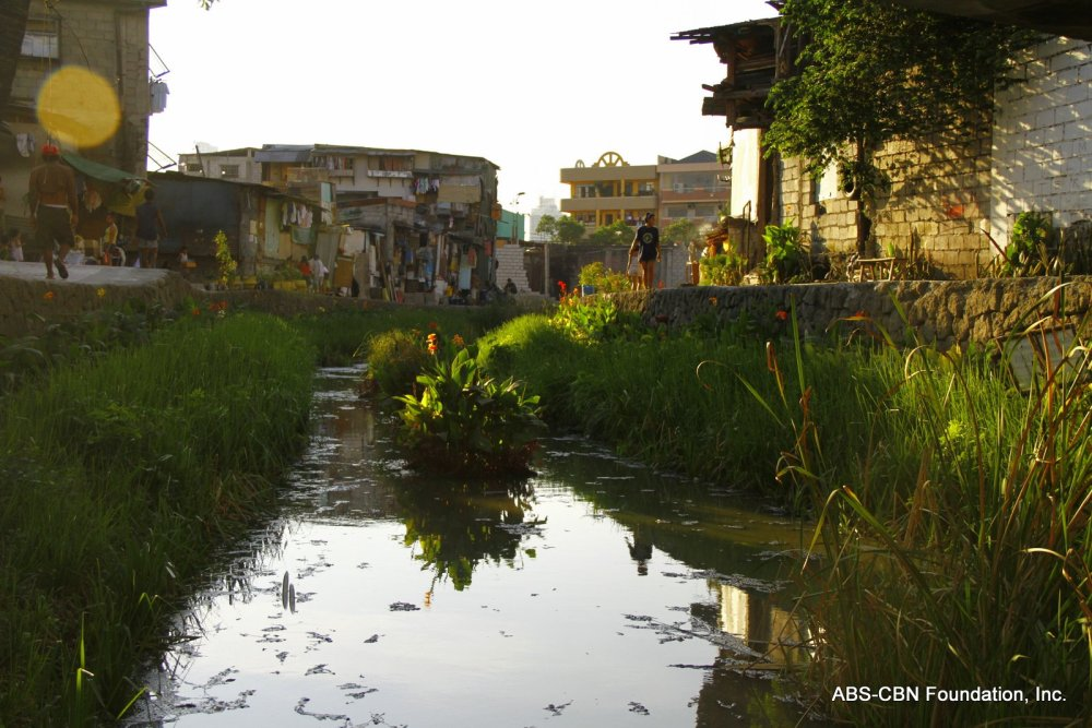 Pasig River Before And Now Pasig River Before And After