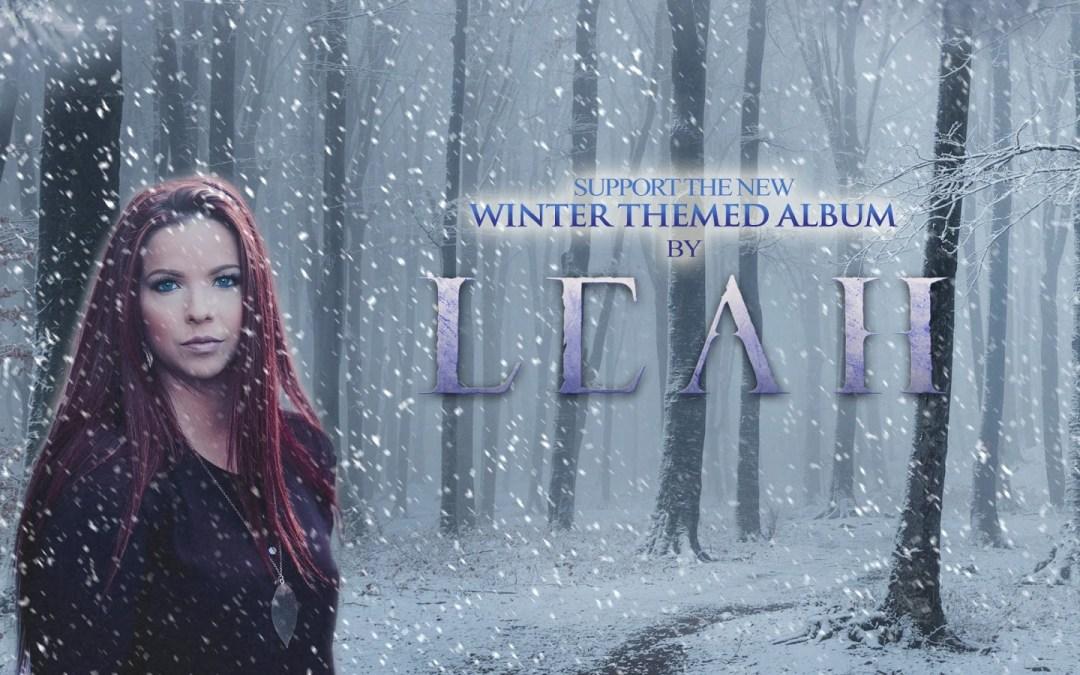 LEAH – ANCIENT WINTER [REVIEW]
