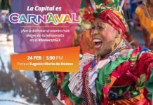 Carnaval Santo Domingo 2019.