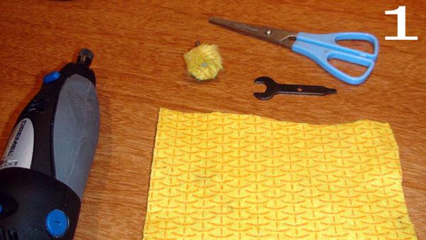 1º Tutorial - Acabado de las piezas. Lijado - Pulido. (1/6)