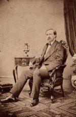 Antonio de Orleans, duque de Montpensier (hacia 1860)