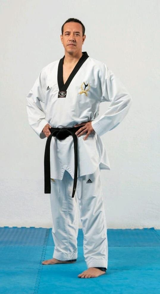 rodrigo salazar blanco taekwondo