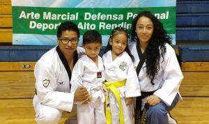 norma martinez taekwondo