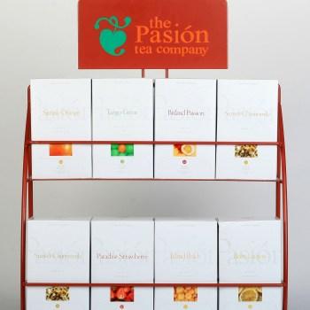 Pasion Fruit Teas