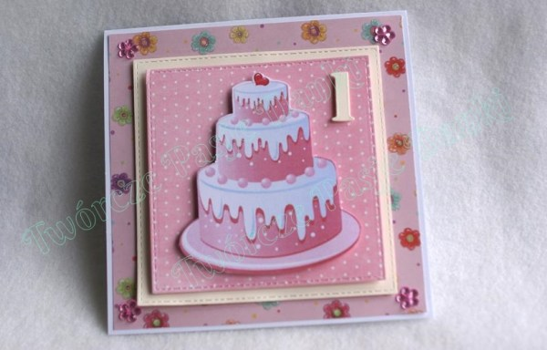 Kartki urodzinowe na roczek – inspiracje, wzory
