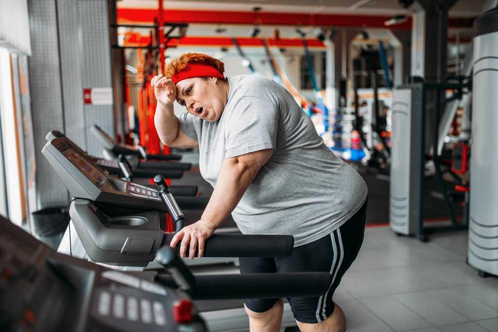 brzuch bez oponki trening