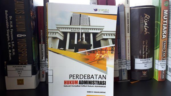 Editing Buku Hukum Tebal 682 Halaman