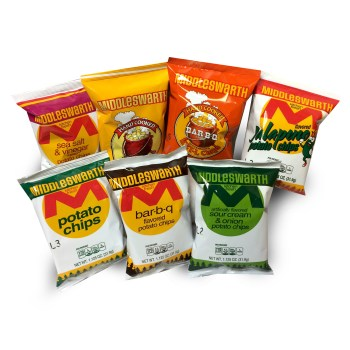 Middleswarth Snack Size Potato Chip Bags